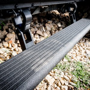 2015 Jeep Ghost Recon Edition Running Boards