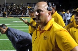 Texas high school football 4A Coach of the Year 2013