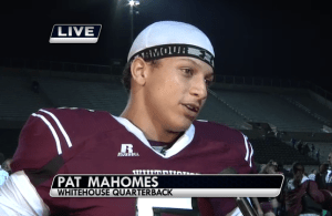 Texas high school football player of the Year 2013 4A