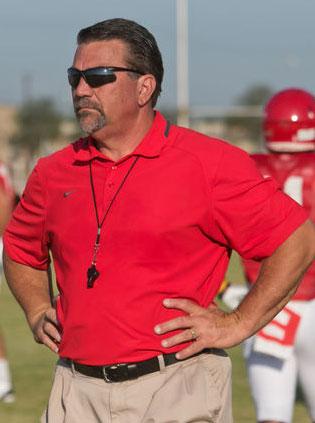 Coach Bob Shipley - Belton Tigers