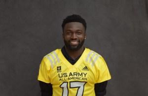 Eno Benjamin (Abilene Wylie) Army All-American Bowl