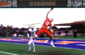 San Angelo Central one handed catch vs allen