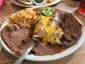 Some serious Mexican food at La Ribera