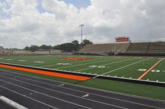 Where the champs, Refugio Bobcats play.