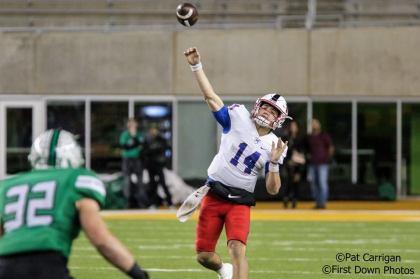 Waco Hewitt Midway vs Southlake Carroll