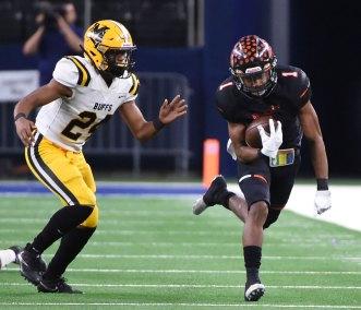 Aledo vs Fort Bend Marshall 2018 state championship