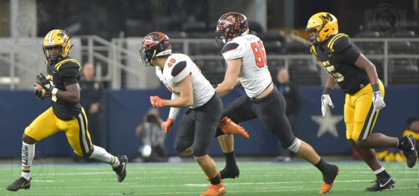 Aledo vs Fort Bend Marshall by Samuel DeLeon