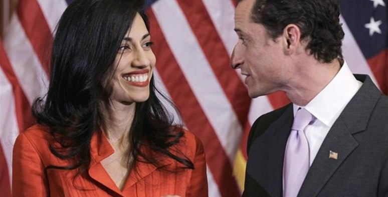 Warrant obtained for Weiner-Abedin emails