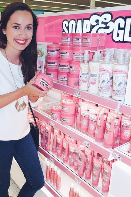 Soap & Glory - Boots Beauty at Walgreens Experience, houston river oaks walgreens, river oaks walgreens, houston walgreens, boots beauty houston, boots beauty, boots beauty experience, boots beauty houston, the lone star looking glass