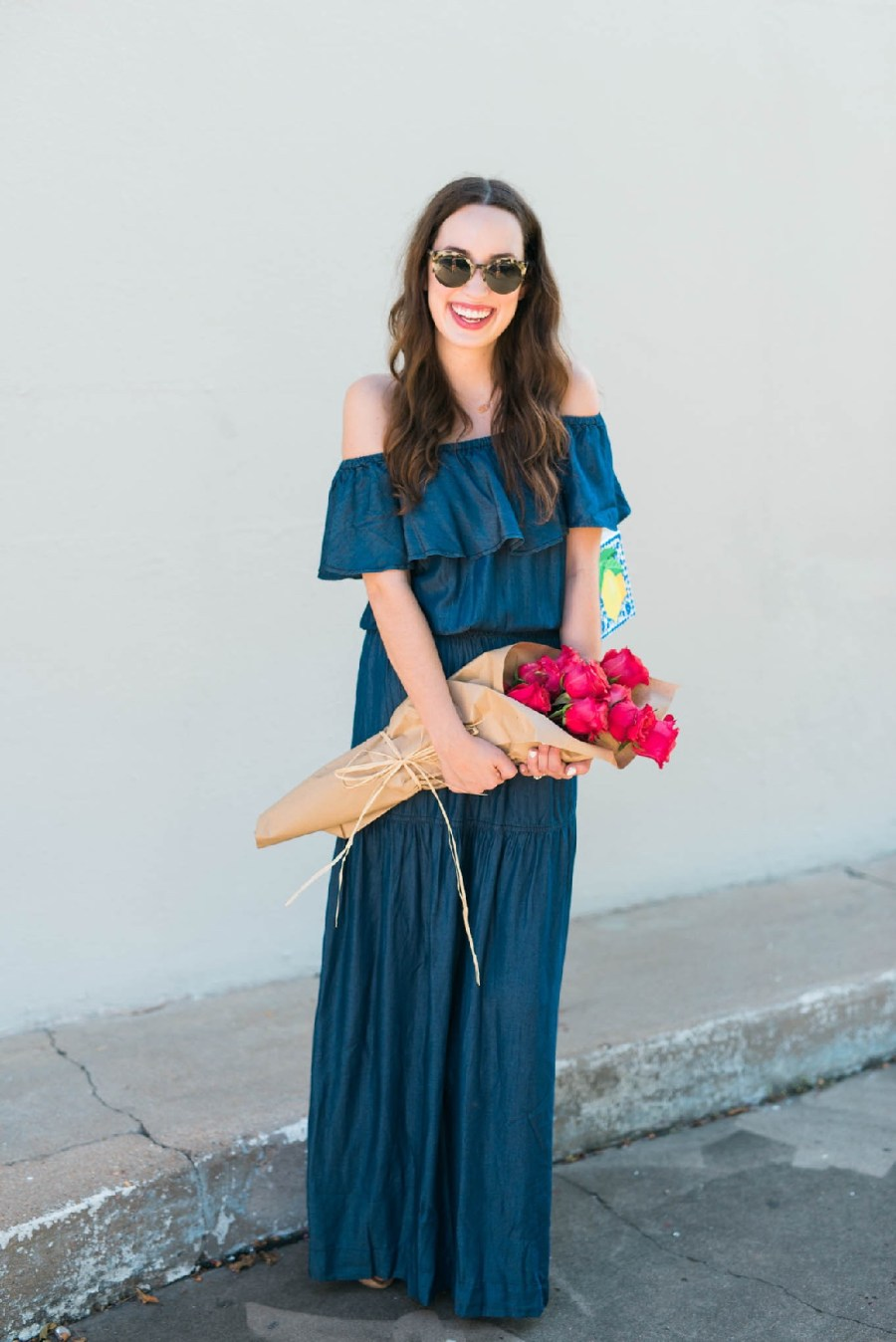 Off_the_Shoulder_Chambray_Maxi_Dress7