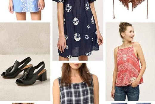 summer 2016 trends