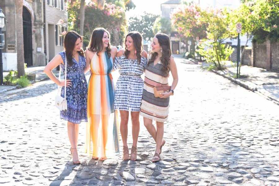 Houston Fashion Bloggers at The Blog Societies Conference in Charleston, S.C.