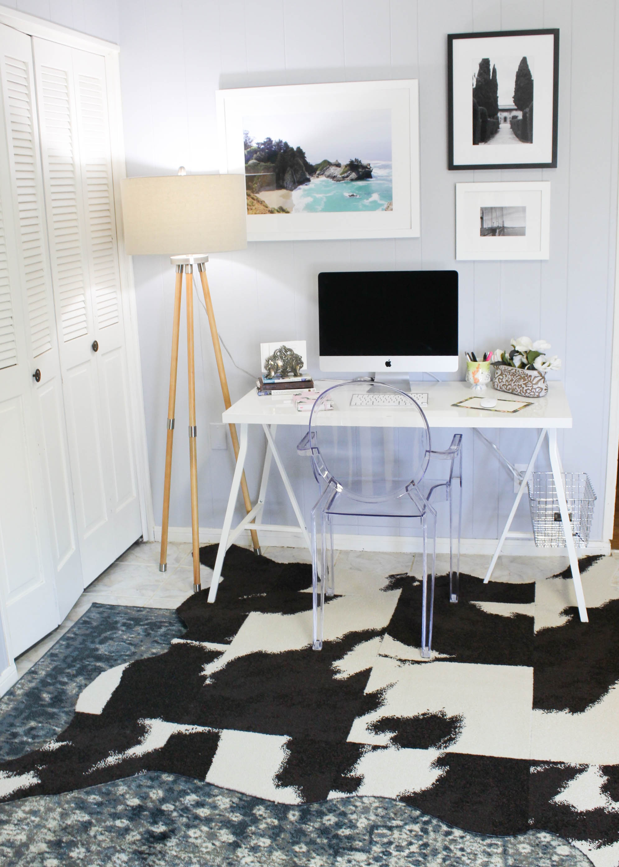 Home Office Decor Update | Lone Star Looking Glass