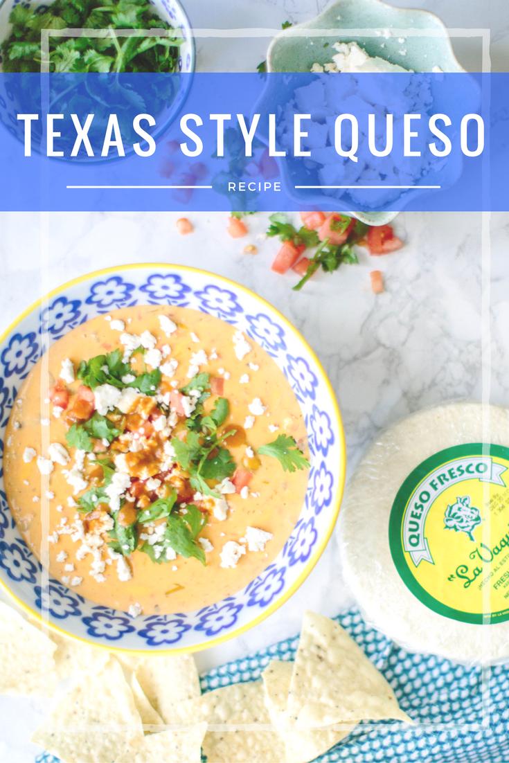 Texas-Style Queso Recipe