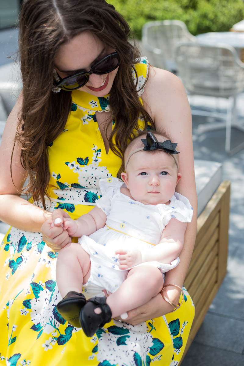 Southern mother daughter style in Draper James for Mother's Day