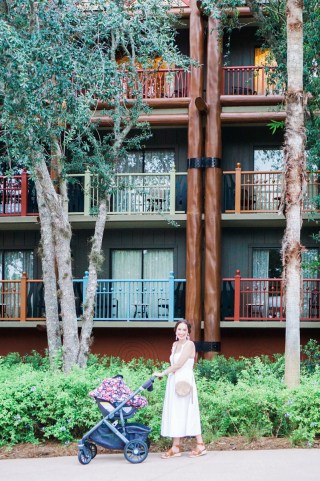 Disney's Animal Kingdom Lodge Hotel Review