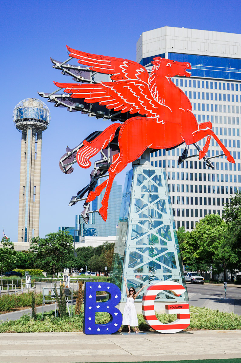 Texas Travel Blogger - Lone Star Looking Glass in Dallas