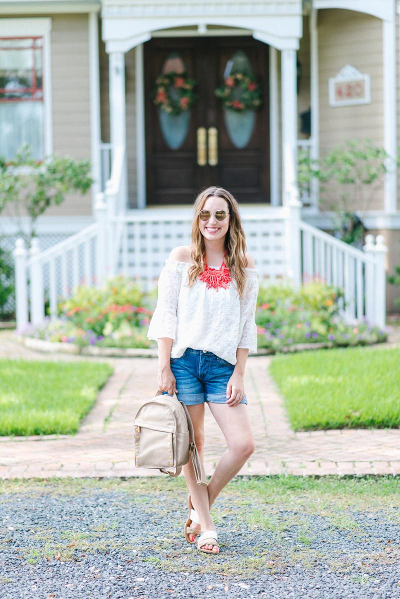 Houston fashion blogger Alice Kerley.