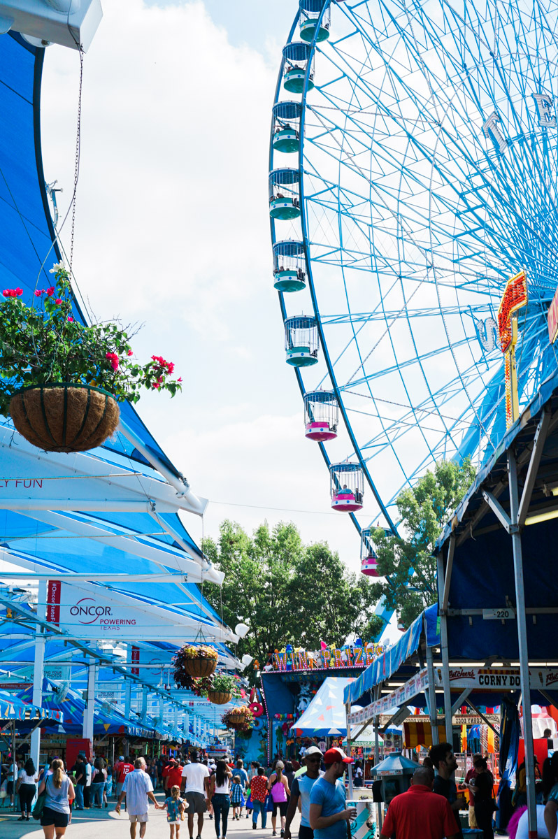 A guide to visiting the State Fair of Texas.