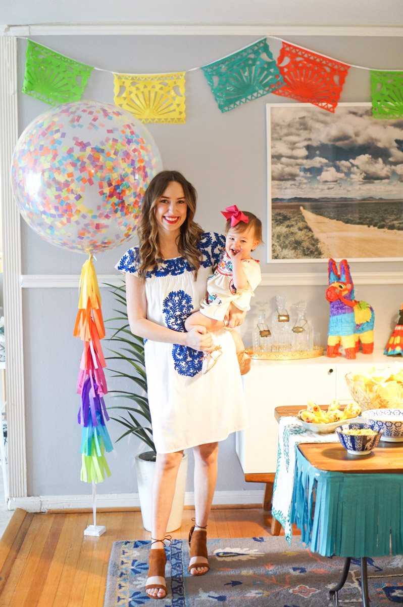 A First Fiesta Birthday Party