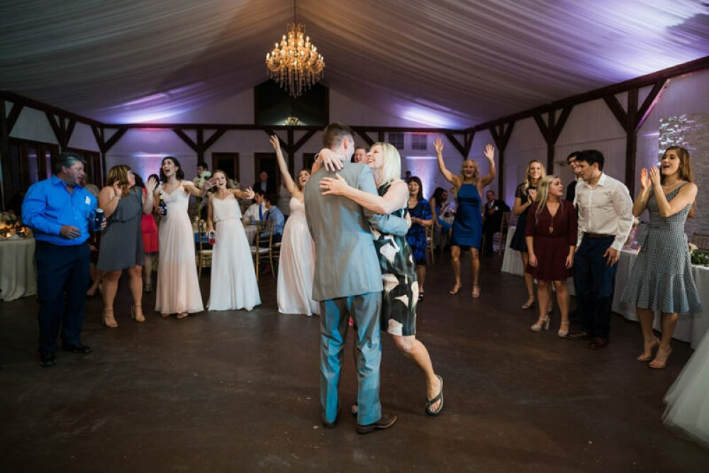 Choice Burleson Wedding Venue