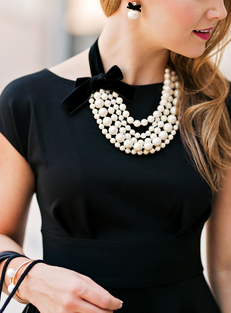 kate spade pearl earrings