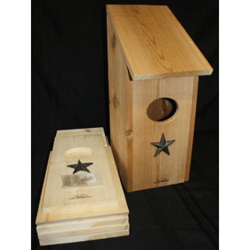 wood duck box kit