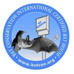 Our Bat Houses are Certified by BCI