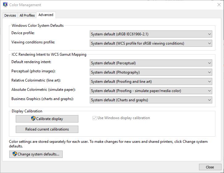 Color Managaement Advanced - Calibrate Your Monitor