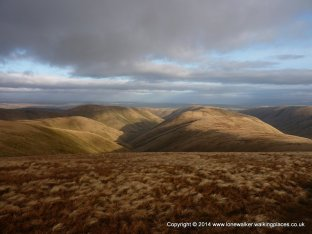 The Howgill Fells