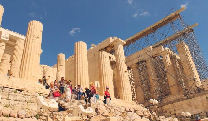 Mykonos to Athens: Day 23 Topdeck Mega European Tour