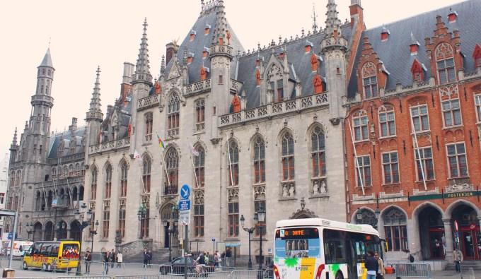 Amsterdam to London via Bruges: Day 49 Topdeck Mega European Tour
