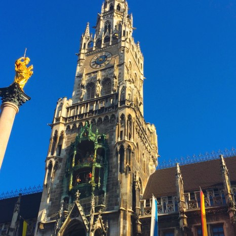 New Town Hall, Munich, Germany