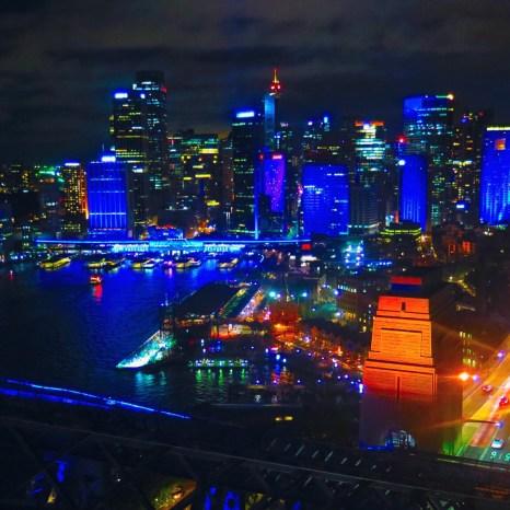 Sydney Harbour Bridge Climb, Sydney, Australia