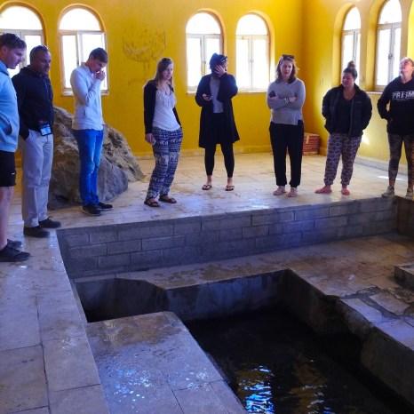 Moses' Water Spring, Petra, Jordan