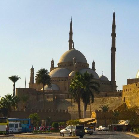Mosque of Muhammad Ali, Cairo, Egypt