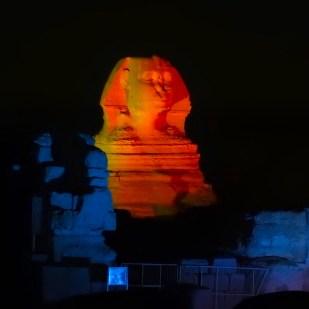 Sound & Light Show, Cairo, Egypt