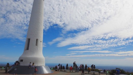 Mount Lofty, Adelaide. South Australia