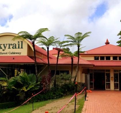 Cairns Skyrail, Cairns, Queensland