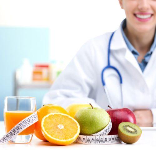 Plano nutricional personalizado