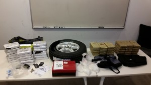 long beach local news LBPD Drug Investigation Cocaine Methamphetamine