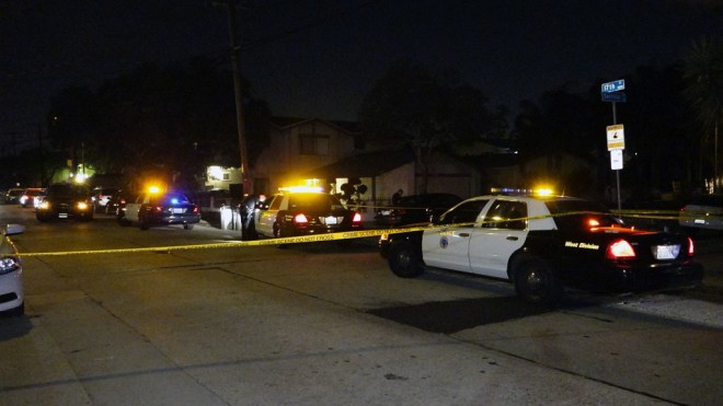 Long Beach Police say man shot in possible gang related shooting
