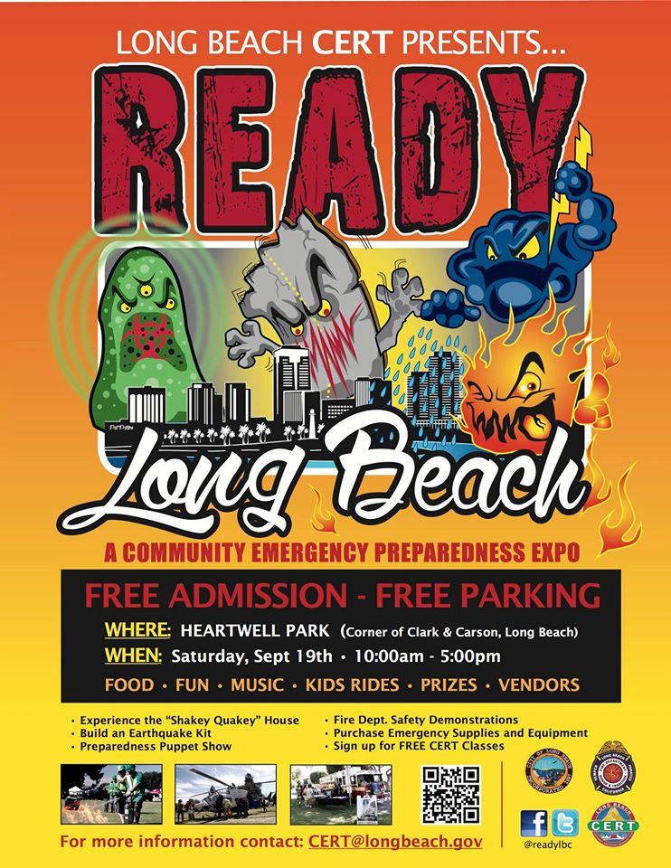 Ready Long Beach
