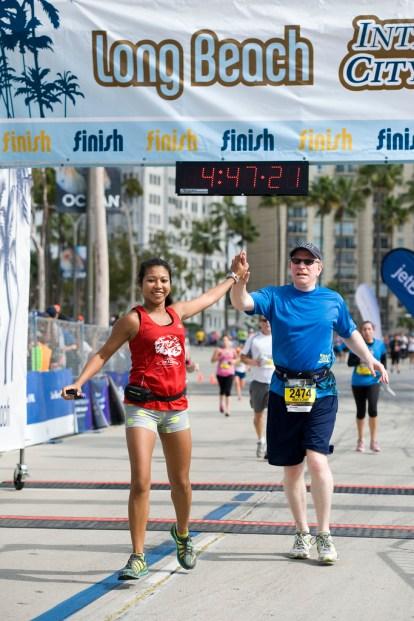 2013 LB International City Bank Marathon Events