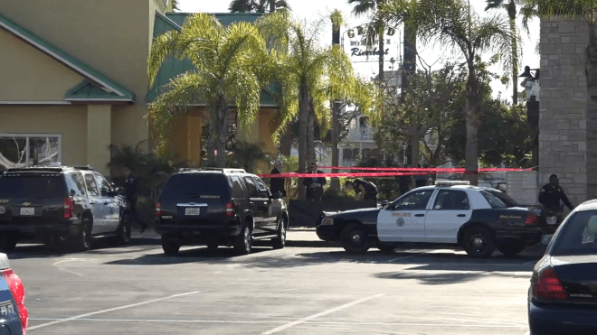 Police Investigating Man's Death as Homicide Long Beach