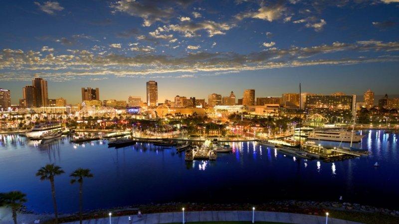 Long Beach Convention Entertainment Center Long Beach Ca