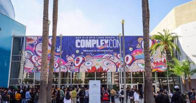 ComplexCon Returns For 2nd Annual Festival Exhibition In Long Beach