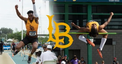 Four LBSU track and field athletes move on to the NCAA Championships