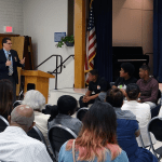 NAACP Long Beach Hosted Dialogue for Youth of Color with Law Enforcement