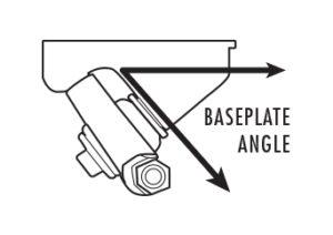 Longboard Trucks Baseplate Angle